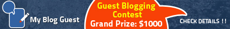 MyBlogGuest Contest