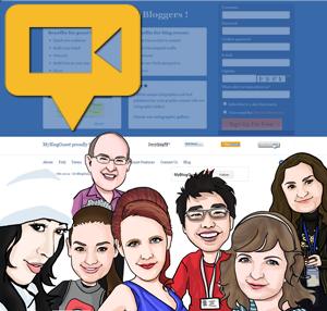 myblogguest on Google Hangout