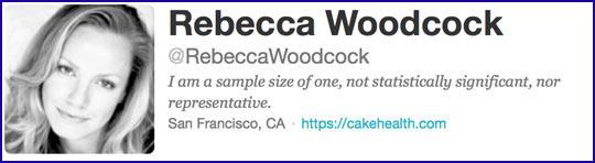 Creative Twitter bio