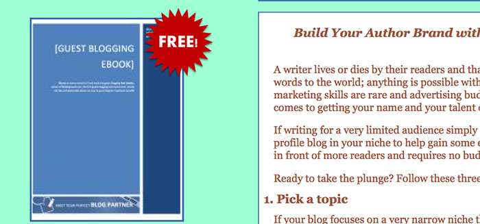 promote ebooks 02 How I Got My eBook Reviewed for Free by Dozens of Bloggers (#MyBlogGuest Case Study)