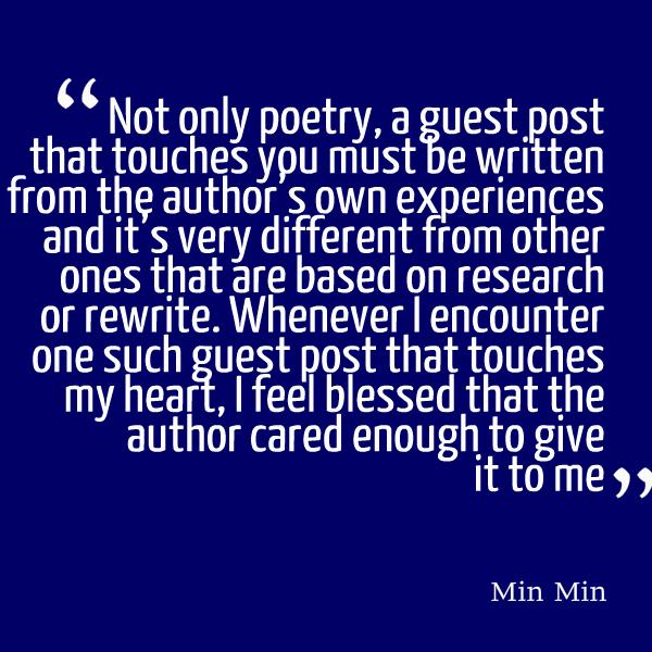 Guest blogging mastermind