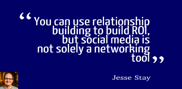 Jesse Stay: Mastermind on Google Plus Marketing