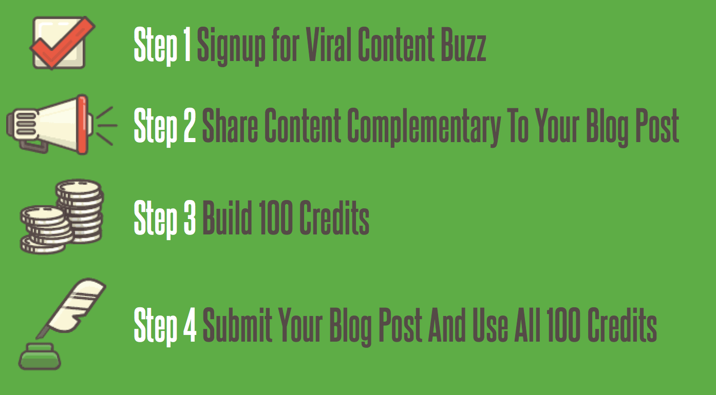 Start with Viral Content Buzz