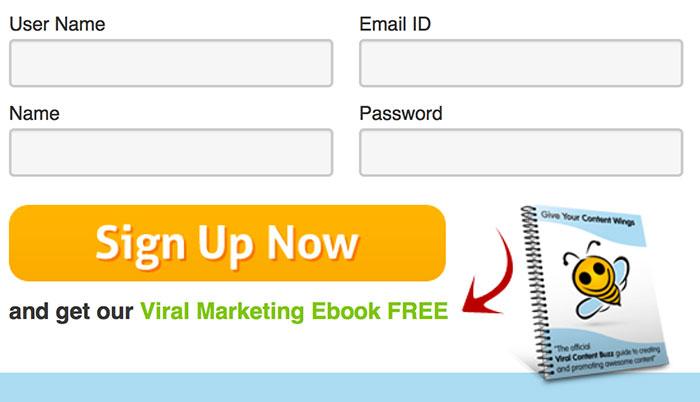 eBook promote